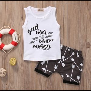 Other - Good Vibes 2 pc Set